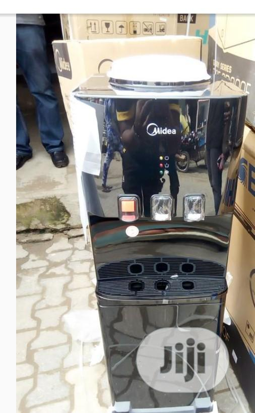 Quality Midea Water Dispenser. With Both Cot and Cold