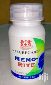 Swissgarde Memo-Rite (Memory Loss Stress Migraine Brain Boost Memorite | Vitamins & Supplements for sale in Lagos State, Surulere