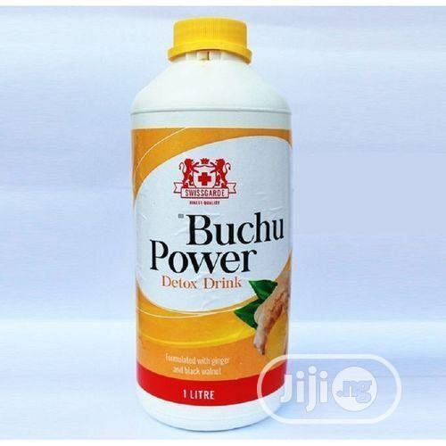 Swissgarde Buchu Detox (Colon Cleanser Infection Bacteria)