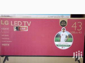 Brand New LG 43 Inches LED TV | TV & DVD Equipment for sale in Lagos State, Ojo
