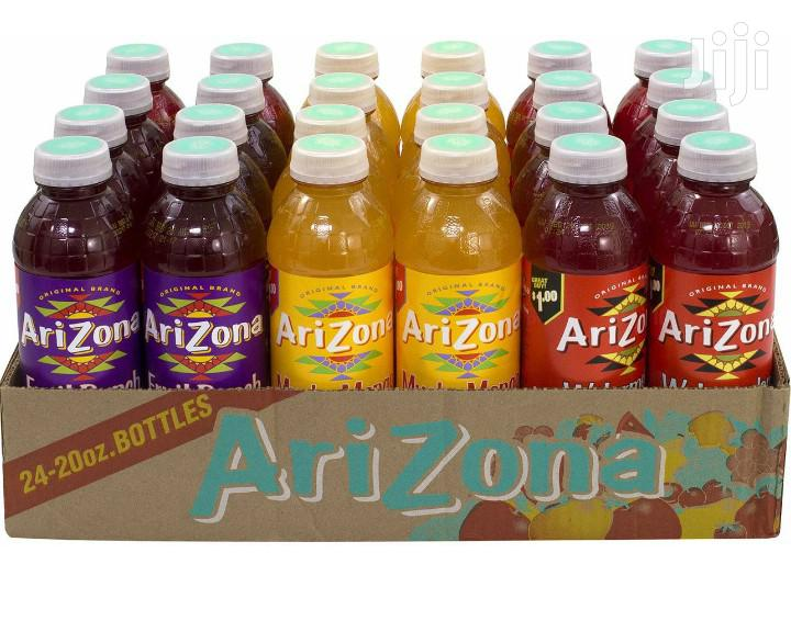 Arizona Juice/Drink Variety Pack Of 24pcs