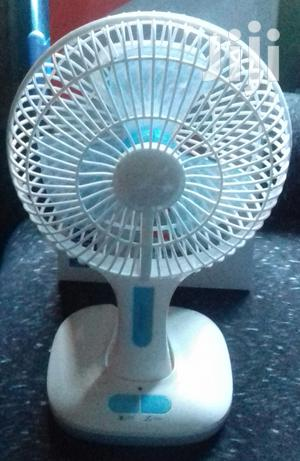 Rechargeable Fan With LED Light | Home Appliances for sale in Lagos State, Ikeja