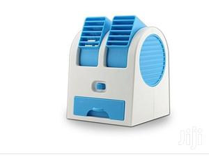 Generic Air Conditional Portable Cooling Fan Mini Desk Fan   Home Appliances for sale in Lagos State, Oshodi