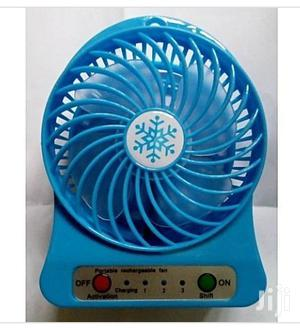 Generic Mini Rechargeable Fan - Colours | Home Appliances for sale in Lagos State, Yaba