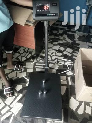 300kg/400kg Digital Scale A12E | Store Equipment for sale in Lagos State, Apapa