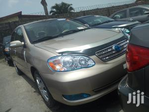 Toyota Corolla 2006 LE Gold | Cars for sale in Lagos State, Apapa