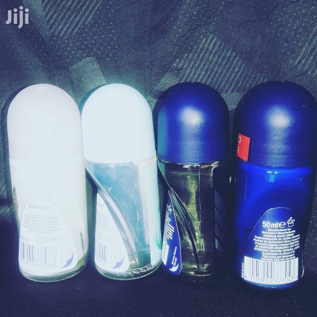 Nivea Antiperspirant Roll-on - Pack Of 6 | Bath & Body for sale in Ikotun/Igando, Lagos State, Nigeria