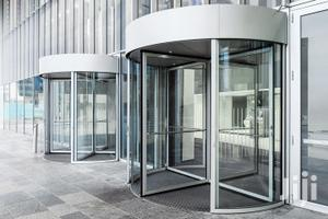 Installation Of Automatic Revolving Door   Building & Trades Services for sale in Rivers State, Port-Harcourt