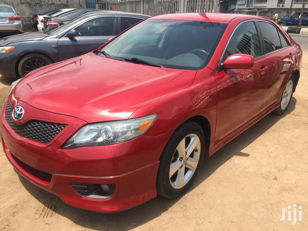Toyota Camry 2011 Red | Cars for sale in Ikpoba-Okha, Edo State, Nigeria