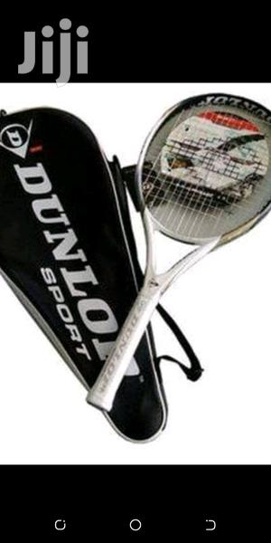 Professional Dunlop Tennis Racket Biometric With Vibration Control   Sports Equipment for sale in Rivers State, Port-Harcourt