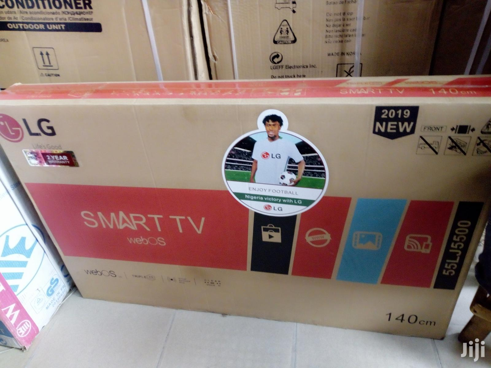 LG Android Smart TV 55 Inches