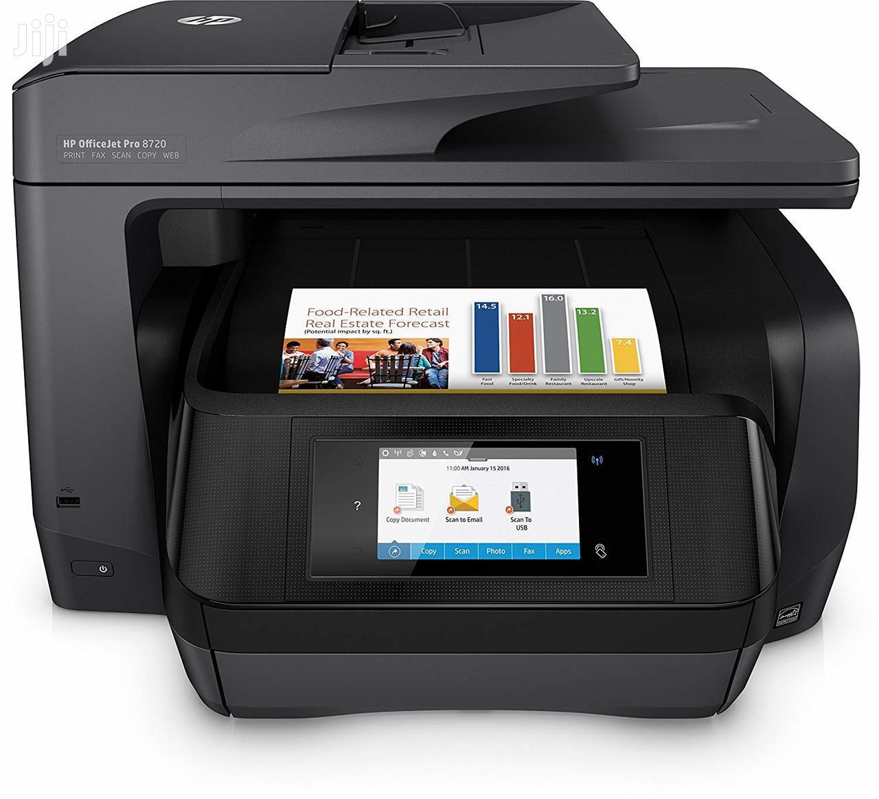 HP Officejet 8710 All in One Printer
