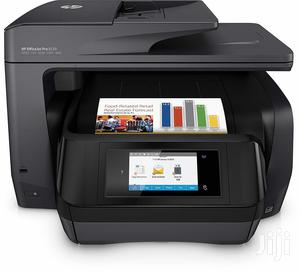 HP Officejet 8710 All in One Printer | Printers & Scanners for sale in Lagos State, Ikeja