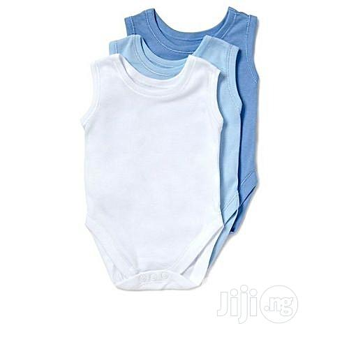 Archive: George Baby Under Wears Sleeveless Body Suit