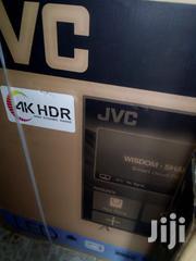 JVC LED Smart 4K TV 65inch   TV & DVD Equipment for sale in Lagos State, Lekki Phase 2