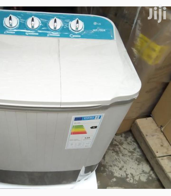 Brand New LG 7.5 Washing Machine. Wash and Spining