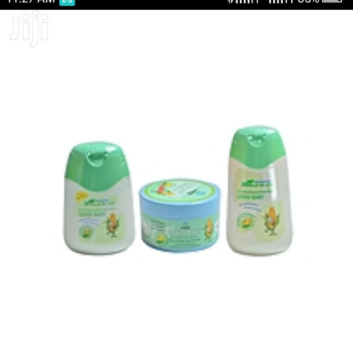 Archive: Long Baby Cream, Soap , Powder