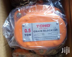 Chain Block 0.5x3m Ton | Manufacturing Equipment for sale in Rivers State, Port-Harcourt