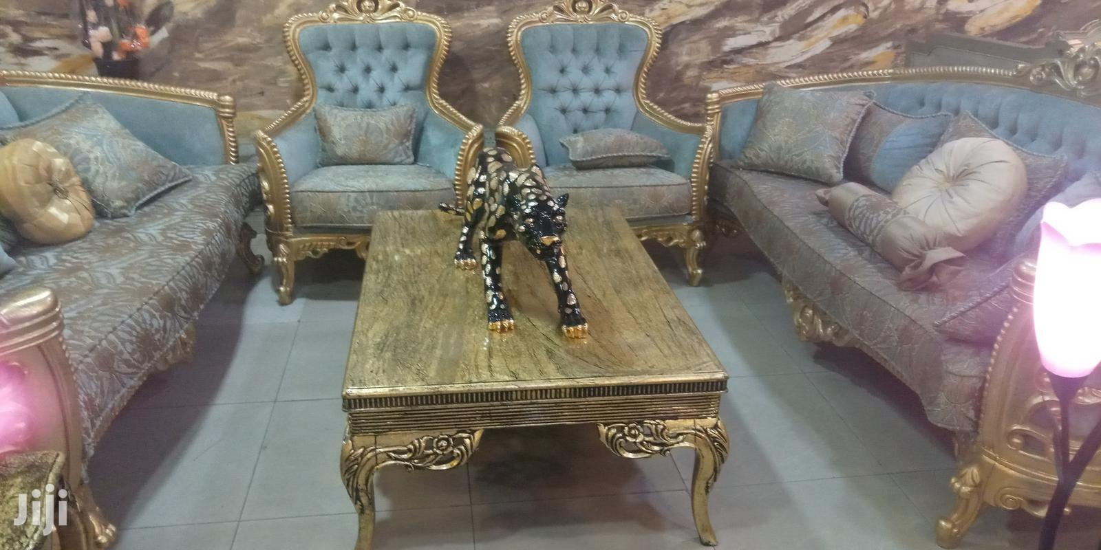 Turkish Royal Sofa Chair,   Furniture for sale in Ajah, Lagos State, Nigeria