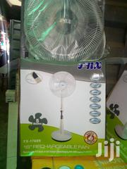 Fnx Rechargeable Solar Fan | Solar Energy for sale in Lagos State, Lekki Phase 2