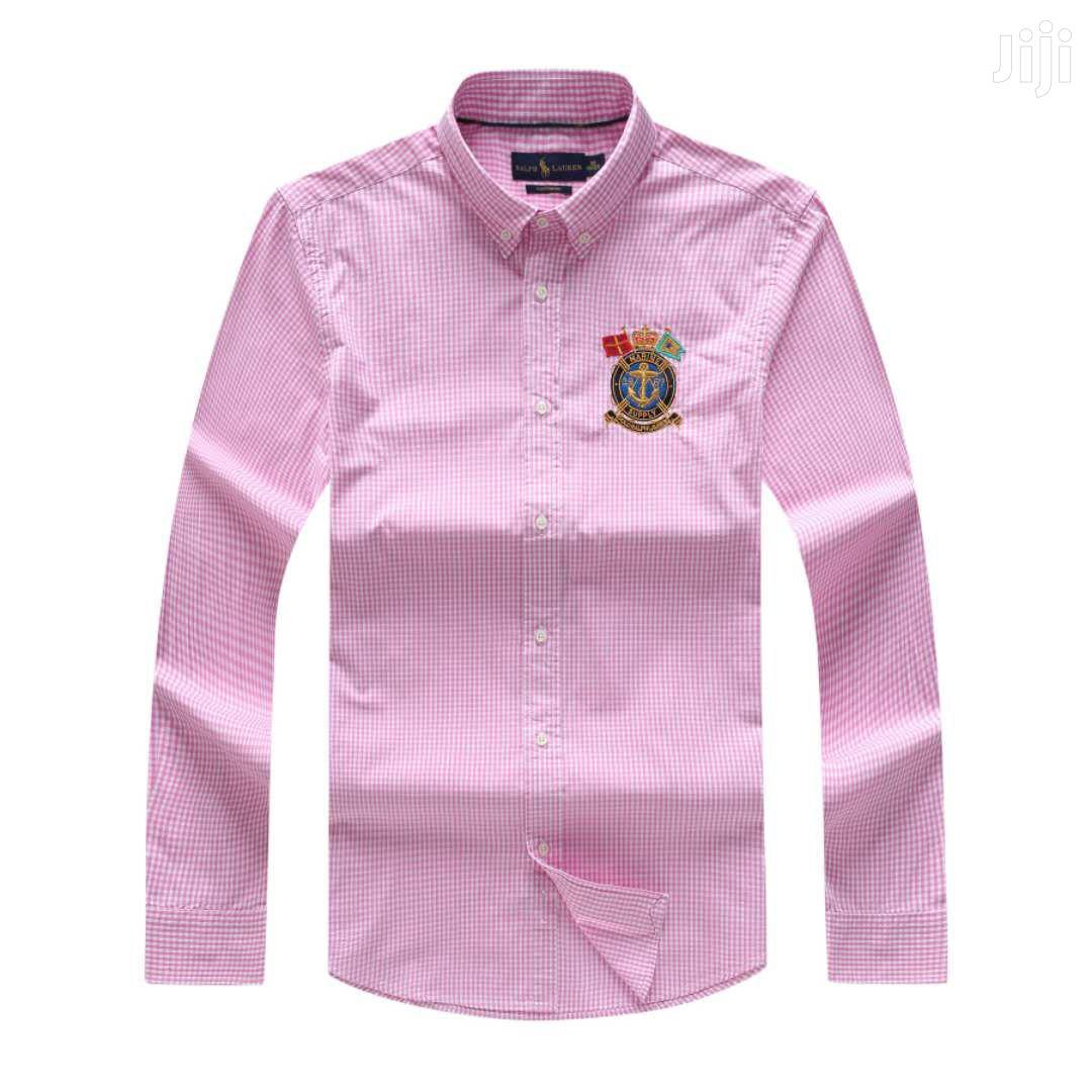 Crested Polo Ralph Lauren Shirt