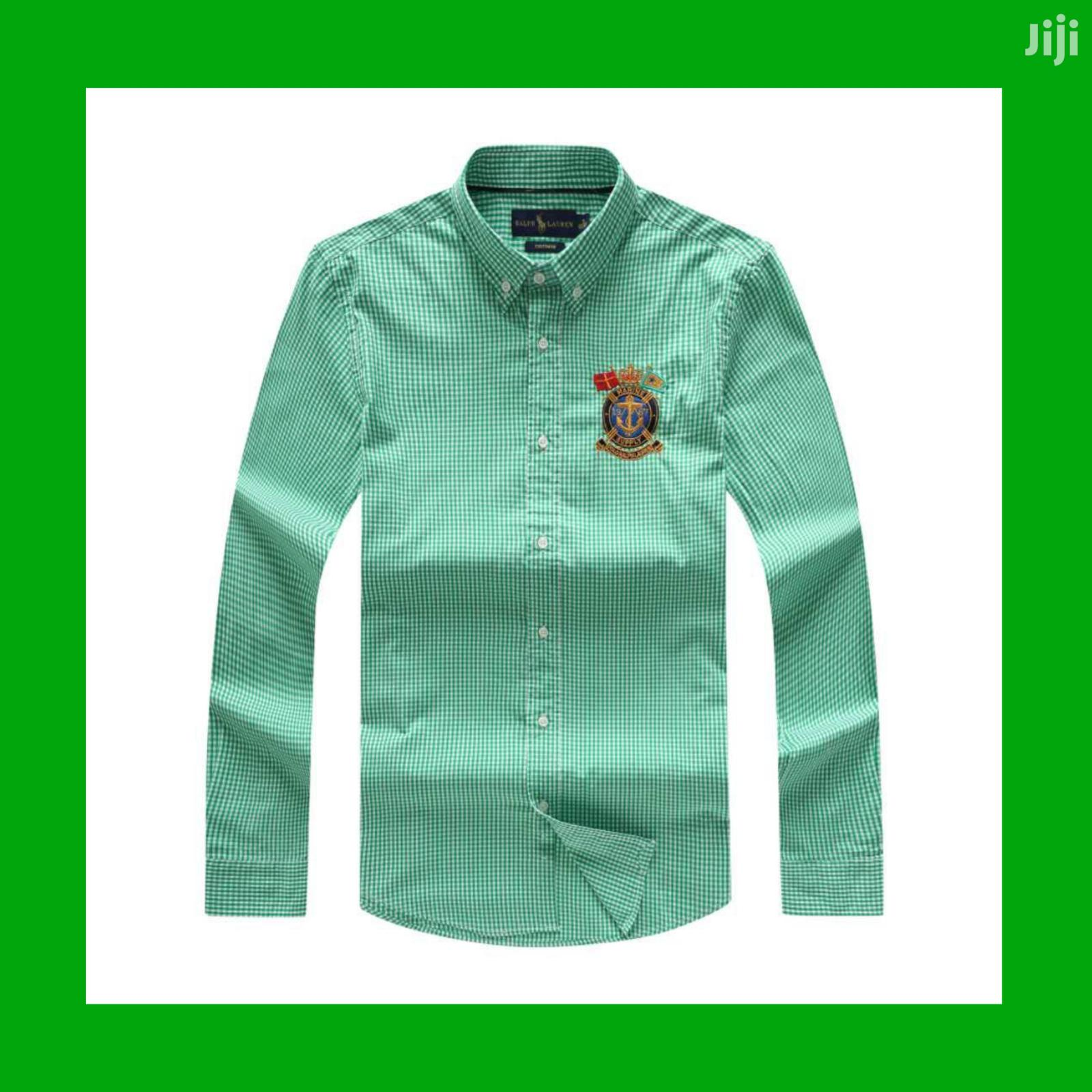 Crested Polo Ralph Lauren Shirt | Clothing for sale in Lagos Island, Lagos State, Nigeria