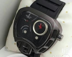 Hublot Classic Wrist Watch   Watches for sale in Lagos State, Yaba