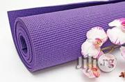 Yoga Mat For Aerobic Exercise   Sports Equipment for sale in Lagos State, Ikeja