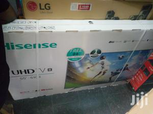 Hisense TV 55 Inches Smart | TV & DVD Equipment for sale in Lagos State, Lekki