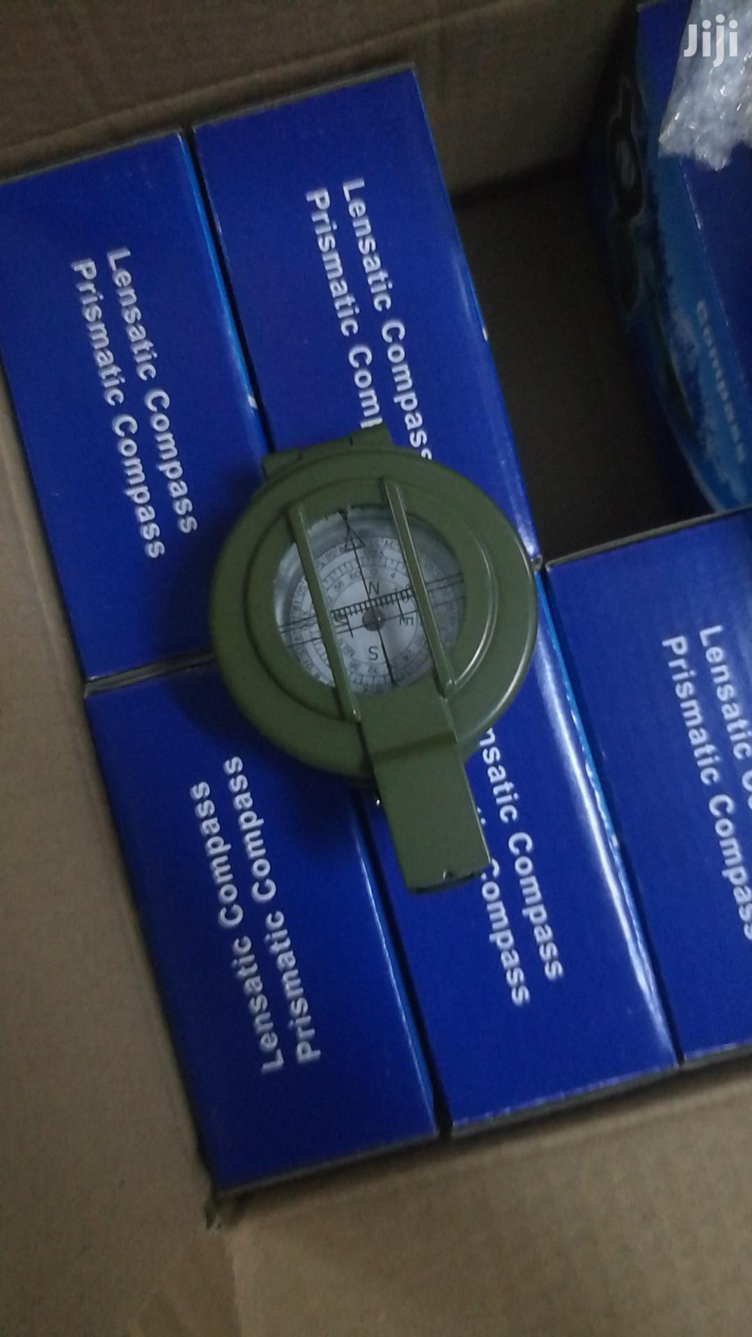 Archive: Military and Surveyor's Compass