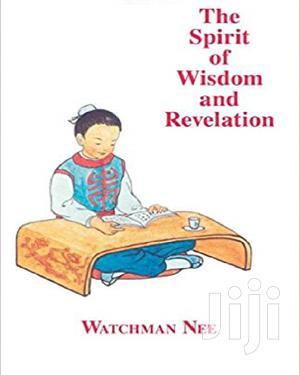 The Spirit Of Wisdom & Revelation   Books & Games for sale in Lagos State, Oshodi