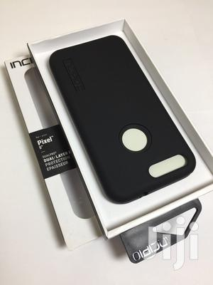 Incipio Dual Pro Dual Layer Protection Case For Pixel 5 Black | Accessories for Mobile Phones & Tablets for sale in Lagos State, Ikeja