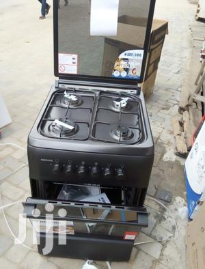 Brand New Bruhm 3+1 Gas Cooker | Kitchen Appliances for sale in Lagos State, Lekki