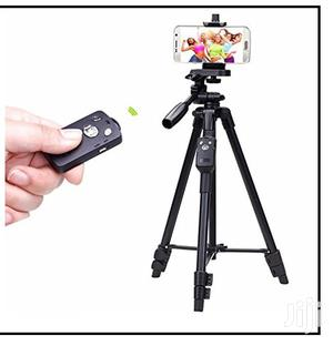 TTX-6218 Camera/ Mobile Phone Tripod With Remote Shutter | Accessories & Supplies for Electronics for sale in Lagos State, Ikeja