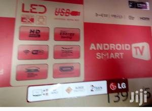 LG LED 55 Inches Smart Android TV With 2 Years Warranty | TV & DVD Equipment for sale in Lagos State, Lekki