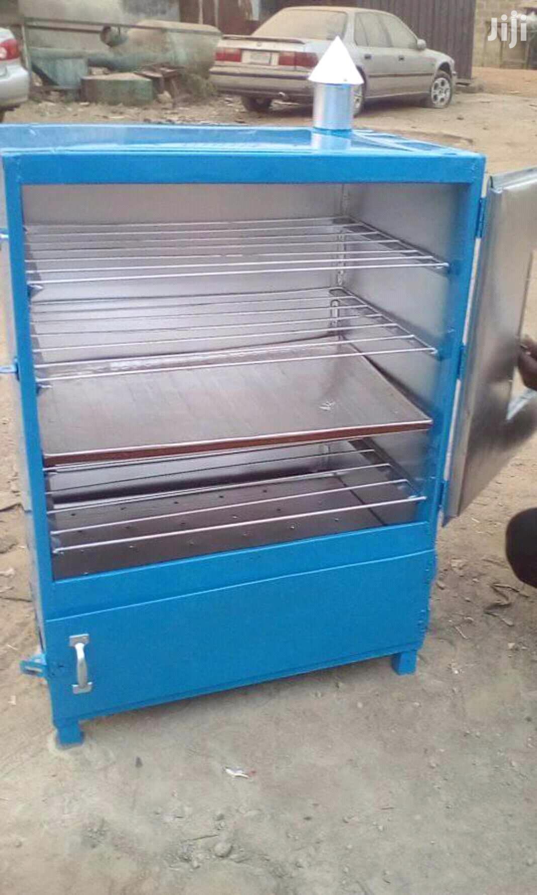Easy Tech Enterprises Gas Oven