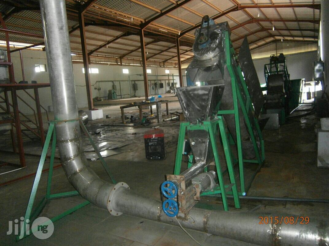 Cassava Flour Processing Plant | Manufacturing Equipment for sale in Enugu / Enugu, Enugu State, Nigeria