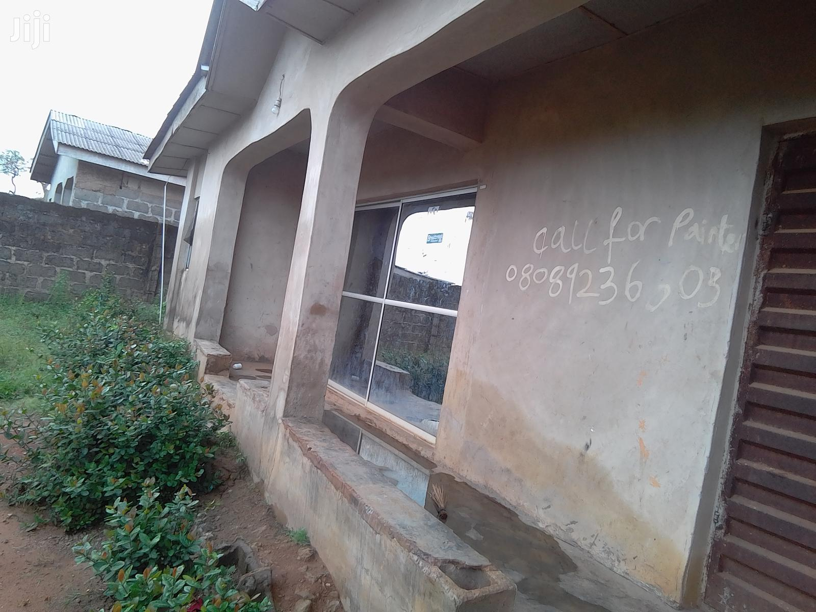Standard 4 Bedroom Bungalow At Olorunshola Ayobo For Sale. | Houses & Apartments For Sale for sale in Ipaja, Lagos State, Nigeria