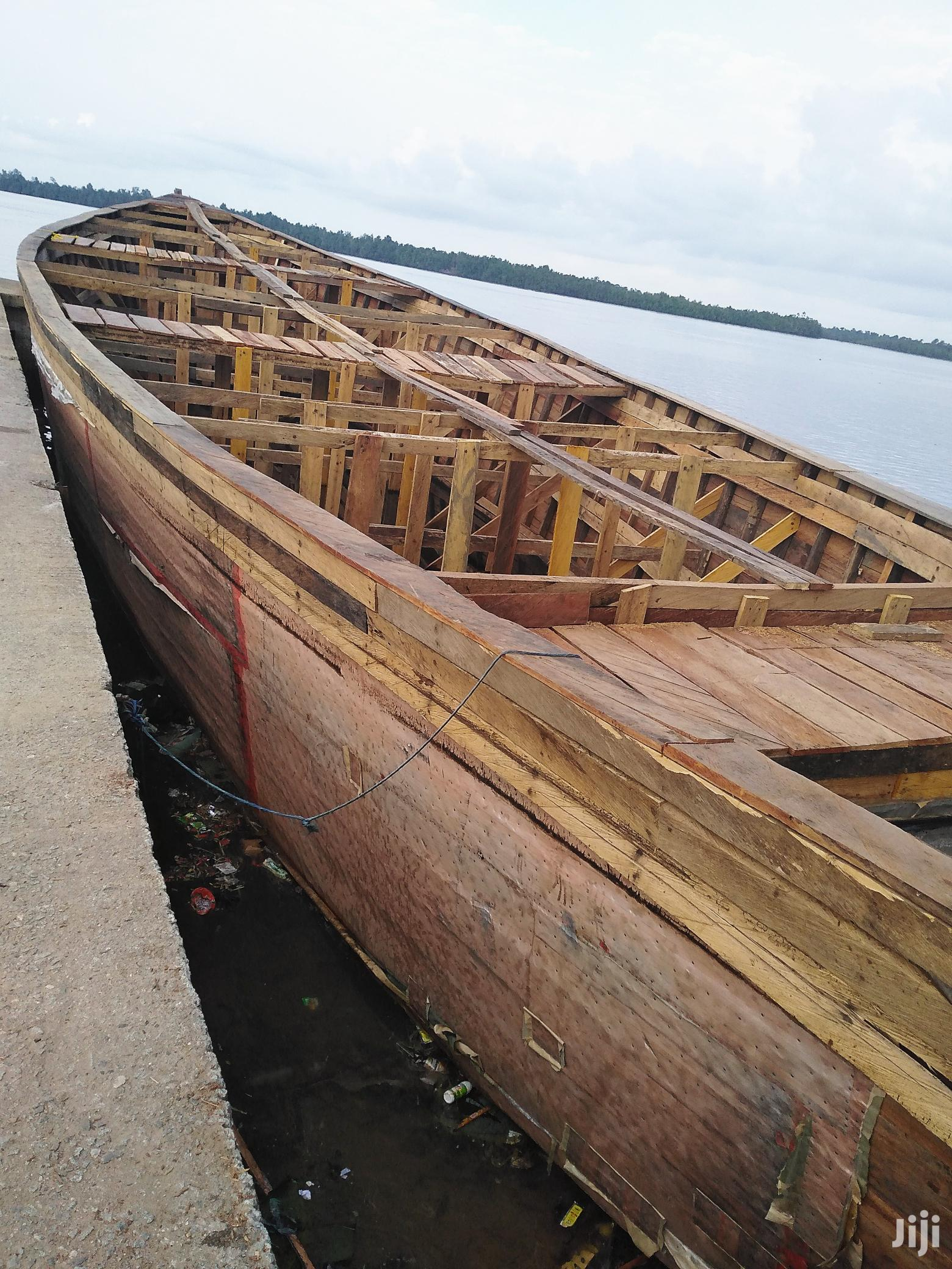 Building And Construction Of Wooden Boats | Manufacturing Services for sale in Onitsha, Anambra State, Nigeria