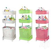 3-tier Laundry Basket With Wheels | Home Accessories for sale in Lagos State, Lagos Island