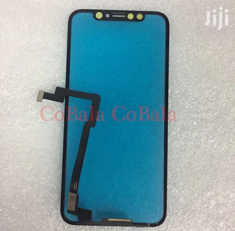 Archive: iPhone X Touch Screen(Front Glass)