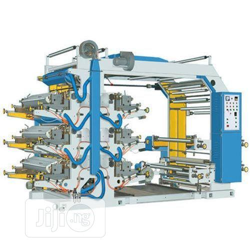 Four Colour Nylons Printing Machines For Sale