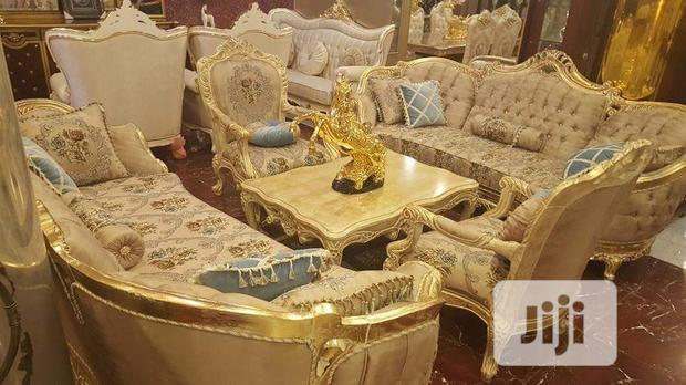 Imported Turkish Royal Sofa Chair