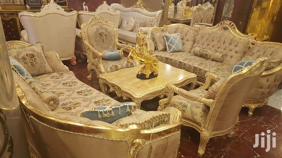 Imported Turkish Royal Sofa Chair
