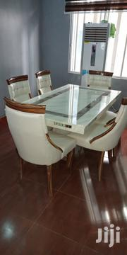 Solid Marble Dining Table, | Furniture for sale in Lagos State, Ajah