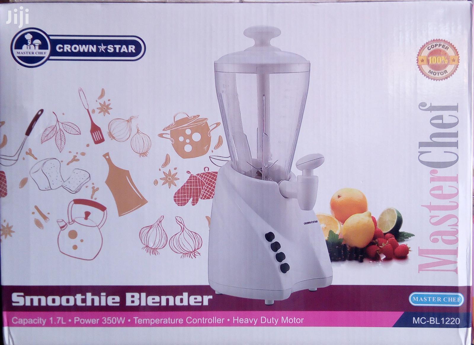 Master Chef Smoothie Blender