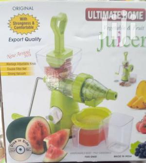 2 -In-1 Manual Fruit Juicer Processor Machine/Meat Mincer   Kitchen & Dining for sale in Lagos State, Mushin