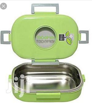 Tedemei Stainless Steel Lunch Box Green   Babies & Kids Accessories for sale in Lagos State, Ikeja