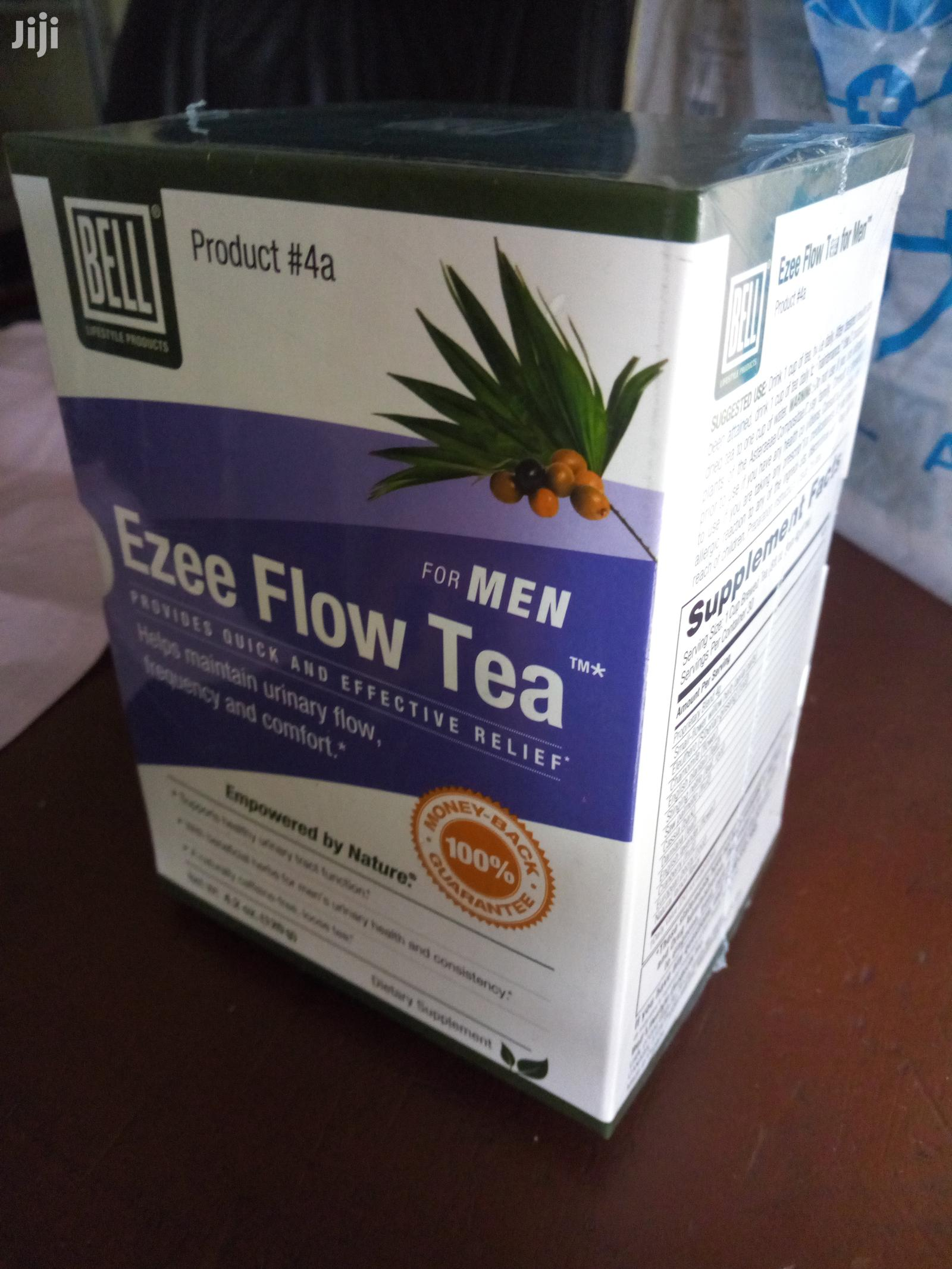 Ezea Flow Tea. Stop Frequent Urination and Prostate Enlargement   Vitamins & Supplements for sale in Awka, Anambra State, Nigeria