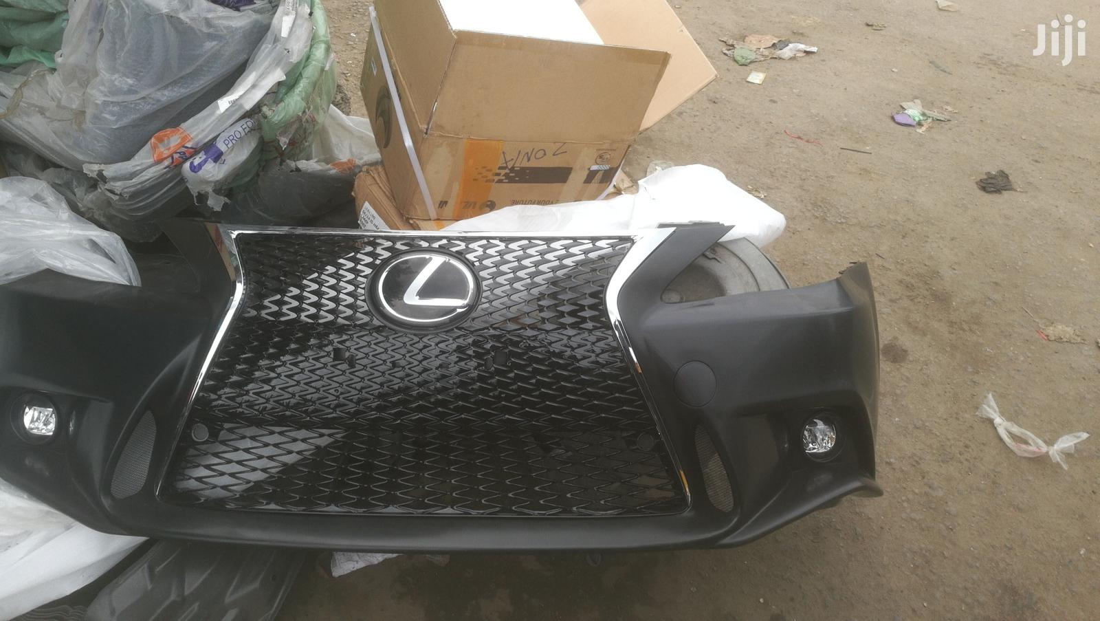 Lexus IS 250 Upgrade From 2008 To 2015